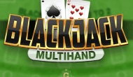 Игра Blackjack Multihand 7 seats